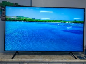 "SAMSUNG 75"" SMART UHD HDR10 4K TV MODEL:UA75RU7100 (HORIZONTAL LIE - SOLD AS IS) INCLUDES 30 DAYS WARRANTY FROM DATE OF PURCHASE SN:99702"