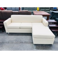 CIVIC 2 SEATER WITH CHAISE - CAN BE ON EITHER END (BB3)