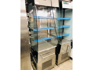 OPEN DISPLAY, 4 LEVELS 600X600X1790 #HTS260 SN170802298