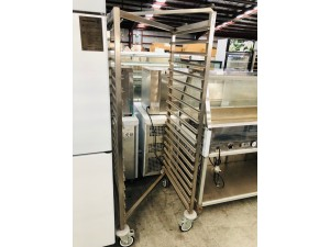 GASTRONOMR TROLLEYH TO 36 X 1/1GN (2MTA)