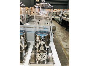 JUICE DISPENSER WITH STAINLESS STEEL LEGS #AT90212