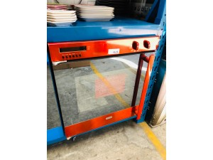 ST GEORGE 60CM ELECTRIC OVEN (PULL DOWN OR SIDE OPENING) ****DISPLAY ONLY, NEEDS REWIRING***** ALL ON FLOOR