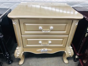 GALOR BEDSIDE FACTORY SECOND - CHAMPAGNE GOLD