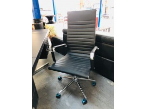 OFFICE CHAIR - BLACK 24A