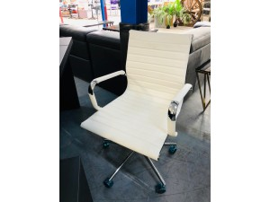 OFFICE CHAIR - WHITE #024B