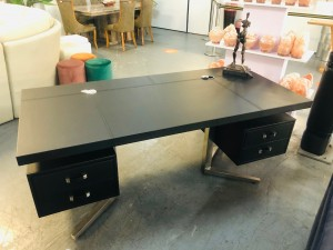 NEW YORK DESK WITH 4 SOFT CLOSING DRAWERS NEW IN BOX