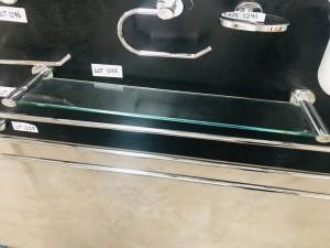 VERONE SHOWER SHELF 570 X 130MM #VESS1