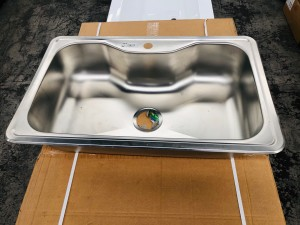 #AS65 SINGLE BOWL KITCHEN SINK