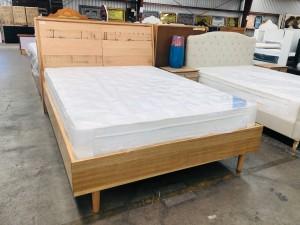 SEACLIFF QUEEN BED (BA190-AQ-) FACTORY SECOND