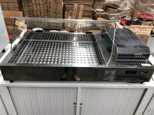 BENCHTOP REFRIG WELL (FTSC2)