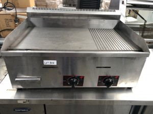 FLAT TOP GRIDDLE - GAS (GH-722) 730X550X400