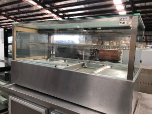 HOT BAR - USED - SOLD AS IS