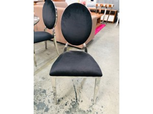 BAXTER CHAIR (6PCS/CTN) (RRP $240) (ADDED 4 TO SELL)