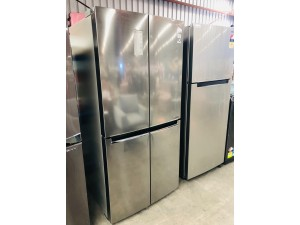 LG 594 LITRE SLIM FRENCH DOOR FRIDGE PRODUCT# GF-B590PL SERIAL# 1000107523 DISPATCH# 20201130 (RRP$1880)