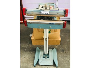 COMMERCIAL COFFEE BAG SEALER & BAGS - SOLD AS IS