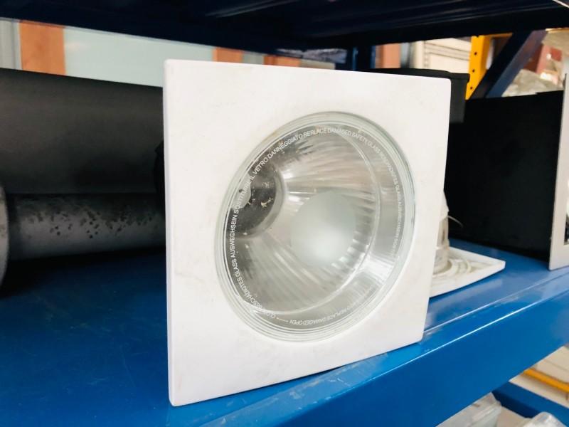 INDUSTRIAL DOWNLIGHT F60041W (20 PER BOX)