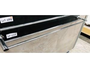 VERONE DOUBLE TOWEL RAIL 900MM #VEDTR2