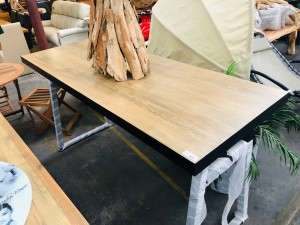 DURHAM BAR TABLE (SM-WF1100) - SOLD AS IS