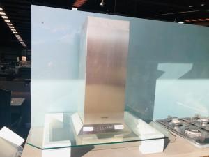 ST GEORGE 90CM GLASS MODULAR ISLAND RANGEHOOD MODEL-6549170