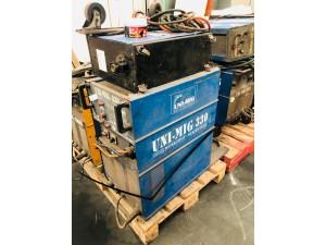 UNI MIG 330 WELDING MACHINE 3 PHASE