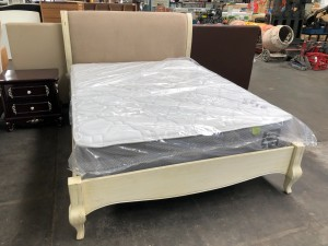 PROVINCIAL (FLORENCE) QUEEN BED