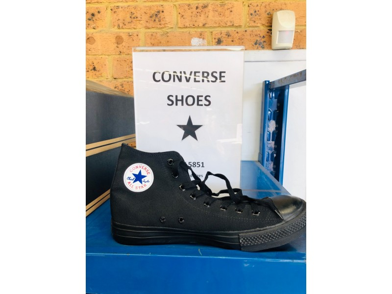 CONVERSE SHOES - ASSORTED SIZES