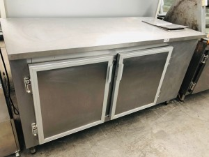 COLD BAR BENCHTOP - USED - SOLD AS IS
