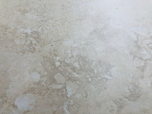 OR003EX LIGHT TRAVERTINE PATTERNED TILES 600 X 600 SHADE E3 (SLIP RATING R11) (SOLD PER BOX - 1.44SQM/BOX)