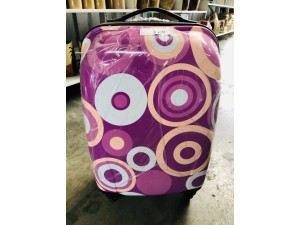 LUGGAGE - SMALL HARD SHELL - ASSRTD COLOURS