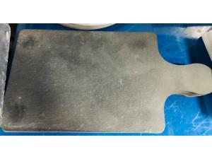 SLATE CUTTING BOARD - BLACK 40CM X 20CM