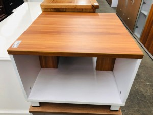 SIGNATURE RANGE END TABLE 600X600 #CT015
