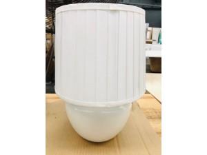 TABLE LAMP WHITE (EX SHOWROOM)