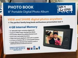 PHOTOBOOK - BLACK (PBK080)