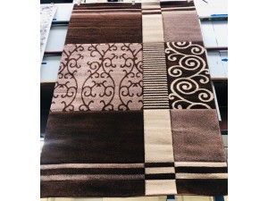 IMPERIAL BROWN RUG 160X230CM (6251)