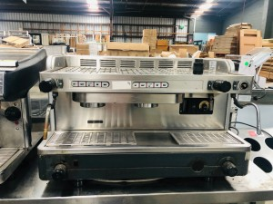 LA CIMBALI ESPRESSO COFFEE MACHINE (USED - SOLD AS IS)