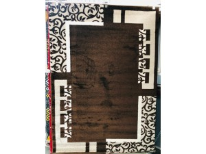 IMPERIAL 160 X 230 BROWN RUG (6250)