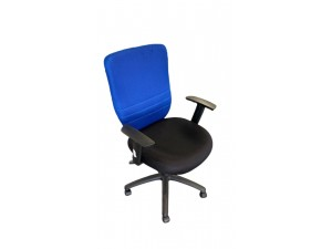 ALLSORTS TASK CHAIR M/B - BLUE #11527-02L