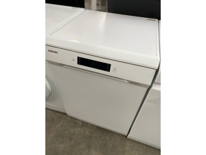 SAMSUNG DISHWASHER - FREESTANDING DISHWASHER WHITE MODEL:DW60H6050FW - SOLD AS IS - INCLUDES 30 DAY WARRANTY FROM DATE OF PURCHASE SN:75687