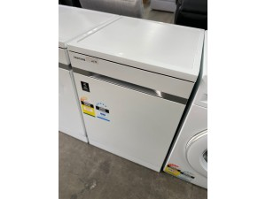 SAMSUNG DISHWASHER - WATERWALL FREESTANDING DISHWASHER WHITE(DW60H9950FW) - SOLD AS IS - INCLUDES 30 DAY WARRANTY FROM DATE OF PURCHASE S/N: 74198