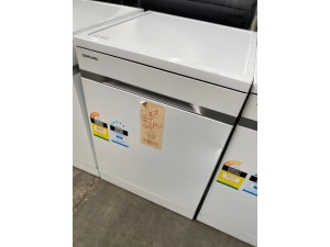 SAMSUNG DISHWASHER - WATERWALL WHITE FREESTANDING (A-) PRODUCT: DW60H9970FW - SOLD AS IS - INCLUDES 30 DAYS WARRANTY FROM DATE OF PURCHASE SN:68534