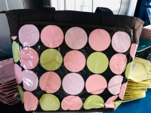 BABY BAGS - ASSORTED COLOURS