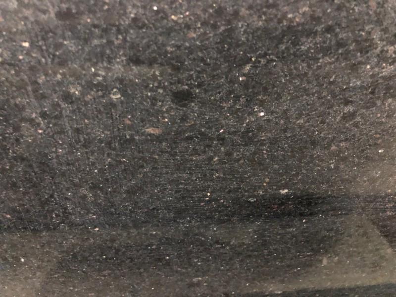 BLACK GRANITE TILE 10PCS IN TOTAL 305 X 305
