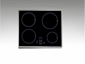 ST GEORGE 60CM INDUCTION COOKTOP 4 ELEMENTS MODEL-5536400 (NEW - INCLUDING DISPLAY) RRP$1899