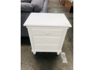 BEDSIDE TABLE RA-07 ITEM: LS-003-BS SOLD AS IS
