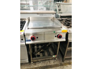 JZH-TRG(P) - FLAT TOP GAS GRIDDLE - TOP ONLY - 700WX800DX250H