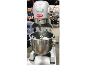 B-20F GRANGE PLANETARY MIXER WITH 3 ATTACHMENTS ON STAND