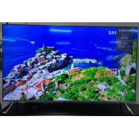 """SAMSUNG 82"""" 4K ULTRA HD LED SMART TV (PRODUCT:UA82MU7000) SOLD AS IS - COMES WITH 30 DAYS WARRANTY FROM THE DATE OF PURCHASE SN:84317 - CROSS-LINE"""