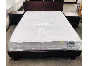 DOUBLE BED MATREX (CHOC) (3 BOXES/SET)