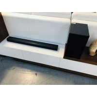 SAMSUNG SOUNDBAR PRODUCT#HW-T550 - SOLD AS IS - COMES WITH 30 DAYS WARANTY FROM THE DATE OF PURCHASE SN:114390 - BLUETOOTH FAULTY