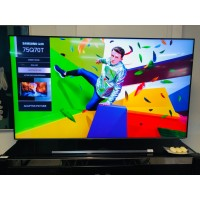 """SAMSUNG 75"""" 4K QLED SMART TV - PRODUCT#QA75Q70TAW - SOLD AS IS - COMES WITH 30 DAYS WARRANTY FROM THE DATE OF PURCHASE"""